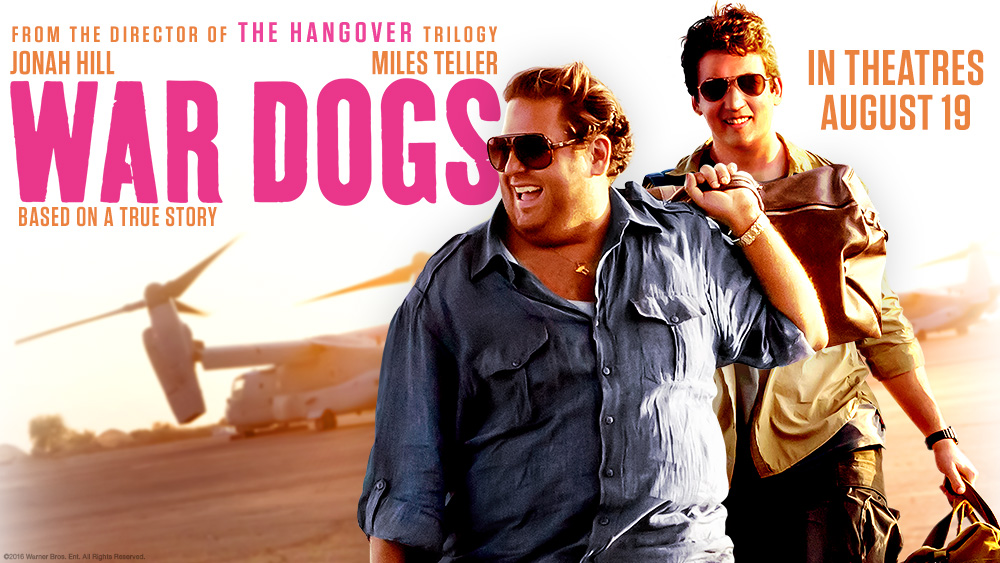 War Dogs  Unlock Furnari