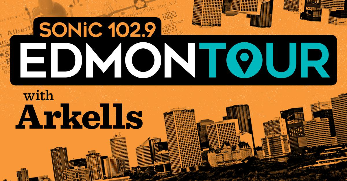Arkells give an EdmonTour of their 3 favourite spots in #YEG!