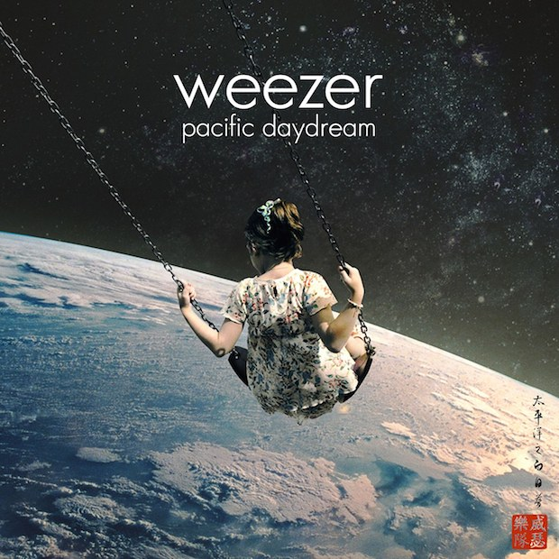 weezer pacific day dream
