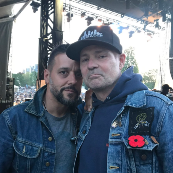 gord and strombo