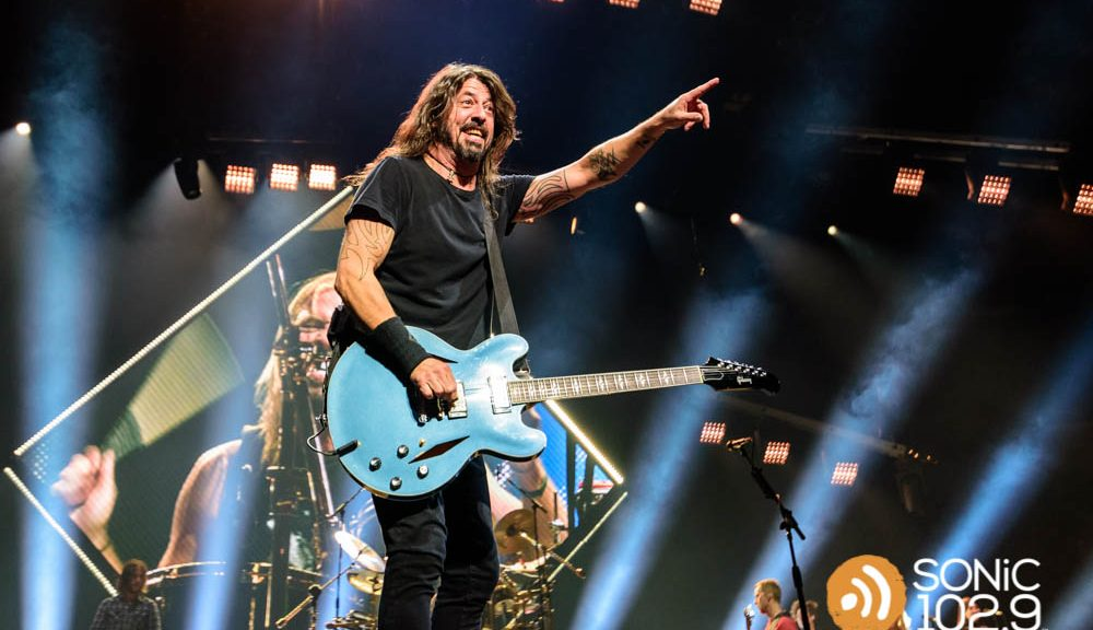 Foo Fighters Rogers Place 2018