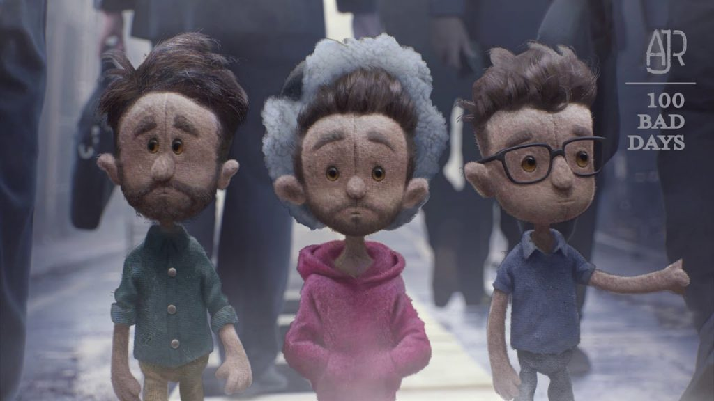 AJR return with goofy new song, '100 Bad Days' - SONiC 102 9