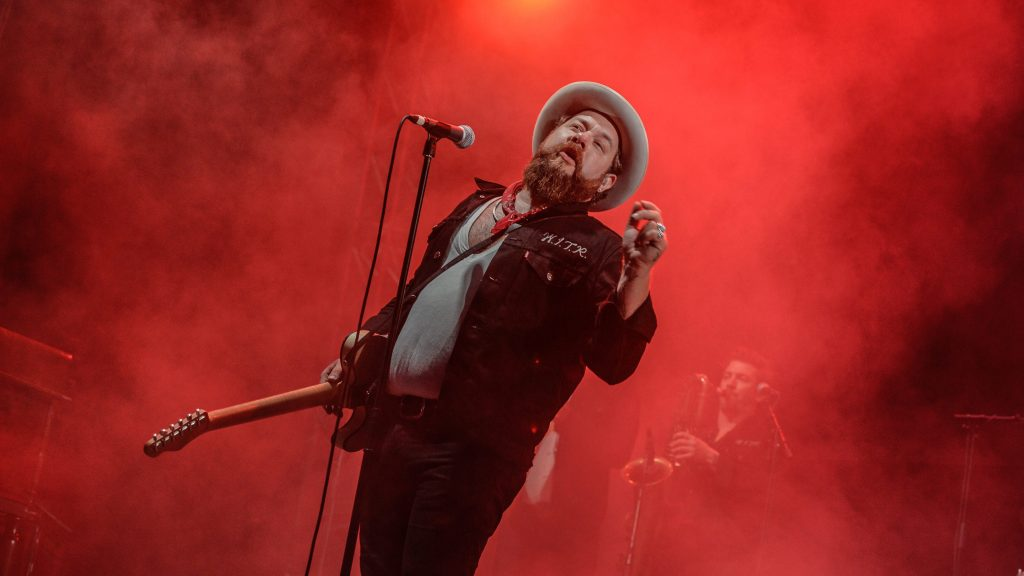 Nathaniel Rateliff covers Creedence Clearwater Revival on 'Austin