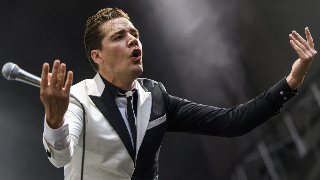 The Hives return with first new song in four years, 'I'm