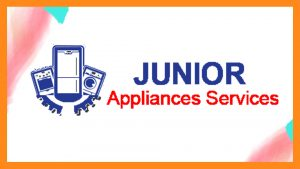 Junior Appliance Repair