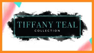 Tiffany Teal Collection
