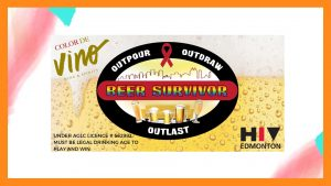 HIV Edmonton's Beer Survivor: Pride Edition