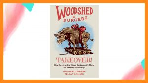 Workshop Eatery / Woodshed Burgers